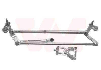 Купете 5894230 VAN WEZEL за автомобили с ляв волан, отпред, без електромотор Лостов механизъм на чистачките 5894230 евтино