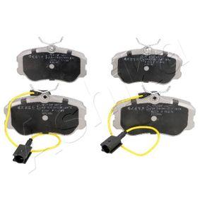 60-00-013 ASHIKA Vorderachse, belüftet, mit Schrauben Ø: 260mm, Bremsscheibendicke: 22mm Bremsscheibe 60-00-013 günstig kaufen