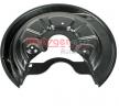 Original Brake rotor backing plate 6115004 Audi