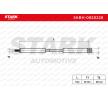 LKW Bremsschlauch STARK SKBH-0820228 kaufen