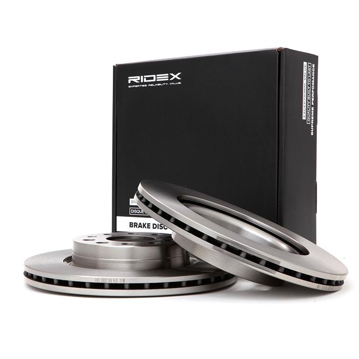 82B0027 RIDEX Bremsscheibe Bewertung