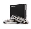 82B0027 RIDEX Brake Disc - buy online
