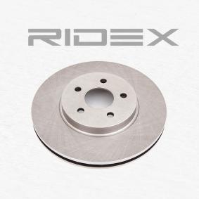 82B0011 Bremsscheibe RIDEX 82B0011 - Große Auswahl - stark reduziert