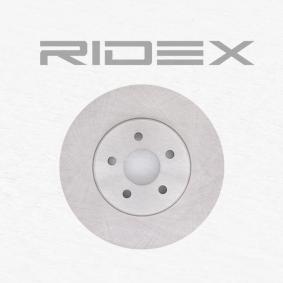 82B0011 Bremsscheibe RIDEX - Markenprodukte billig
