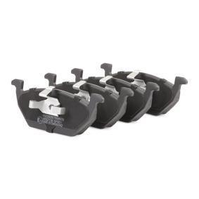 402B0019 Bremsbelagsatz, Scheibenbremse RIDEX - Markenprodukte billig