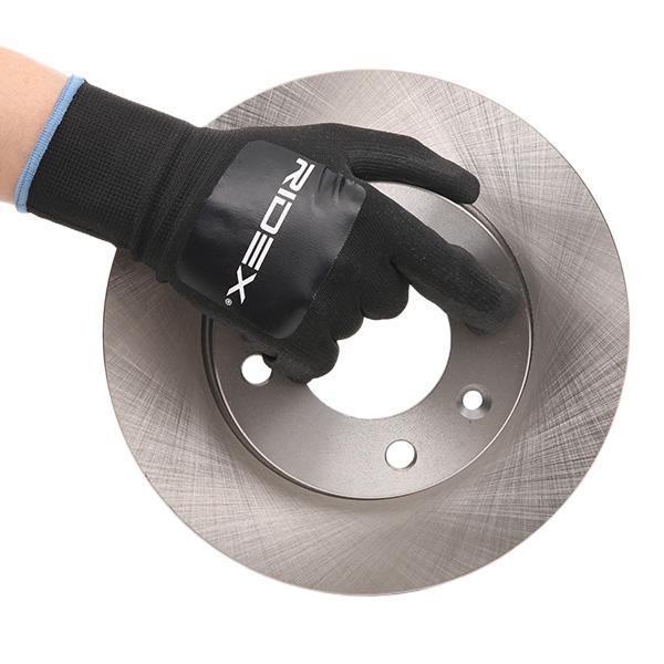 Bremsscheibe RIDEX 82B0653 Bewertungen