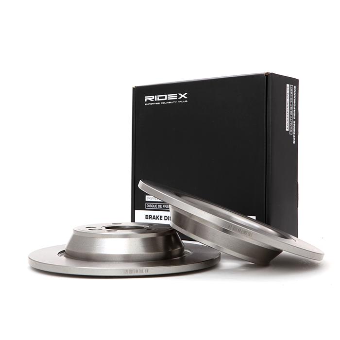 82B0175 Brake Discs RIDEX 82B0175 - Huge selection — heavily reduced