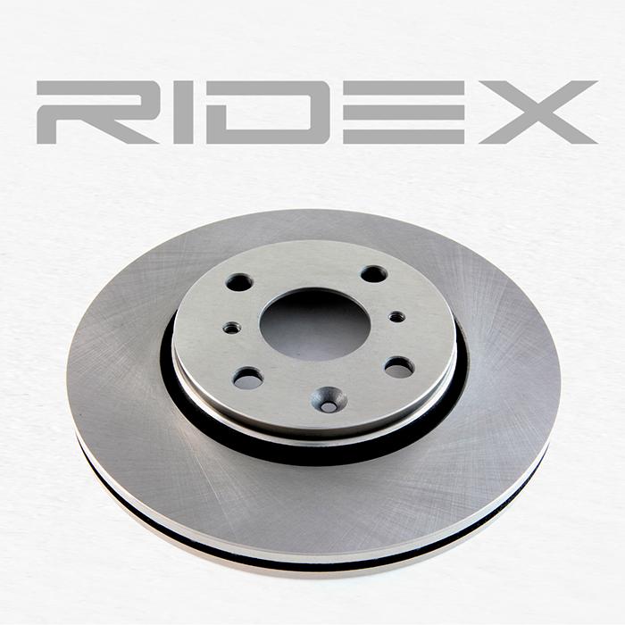82B0050 Bremsscheibe RIDEX in Original Qualität