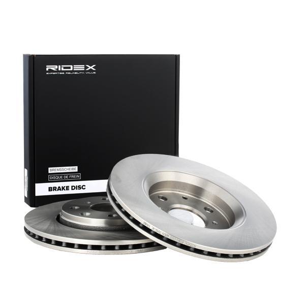 82B0050 Scheibenbremsen RIDEX - Markenprodukte billig
