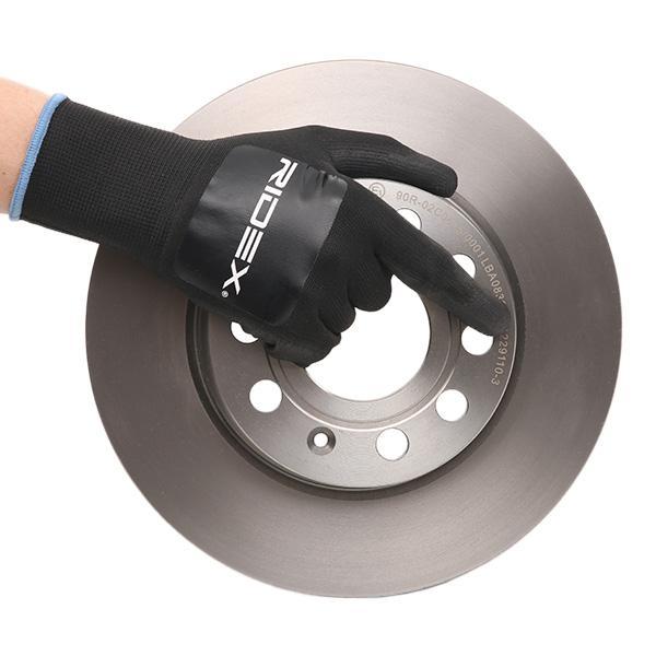 Achetez Disque de frein RIDEX 82B0342 (Ø: 272,0mm, Nbre de trous: 9, Épaisseur du disque de frein: 9,7mm) à un rapport qualité-prix exceptionnel