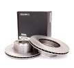 BMW 5 Series RIDEX Brake discs and rotors 82B0032
