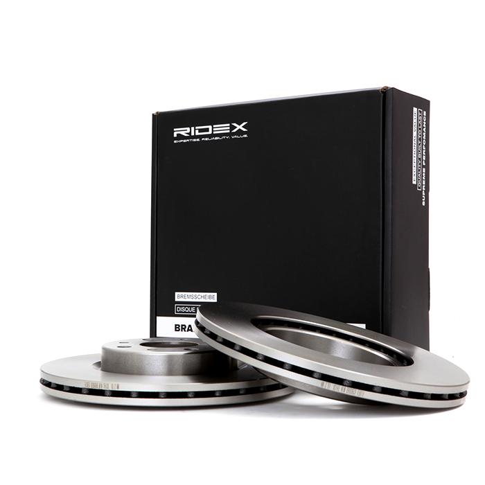 Disco de travão RIDEX 82B0068 Avaliações