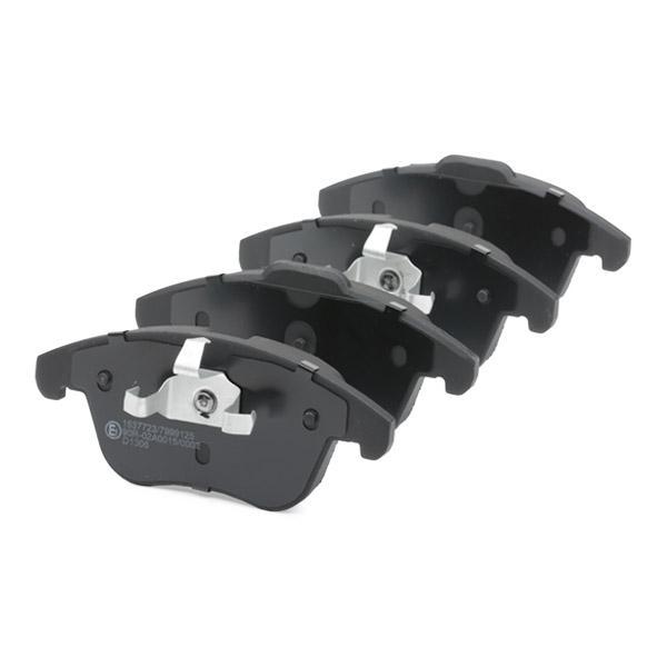 402B0052 Bremsbelagsatz RIDEX - Markenprodukte billig