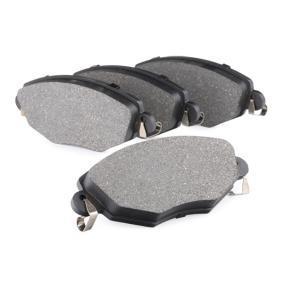 402B0018 Bremsklötze RIDEX Erfahrung