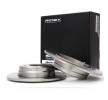 Mercedes-Benz E-Class RIDEX Brake disc set 82B0686