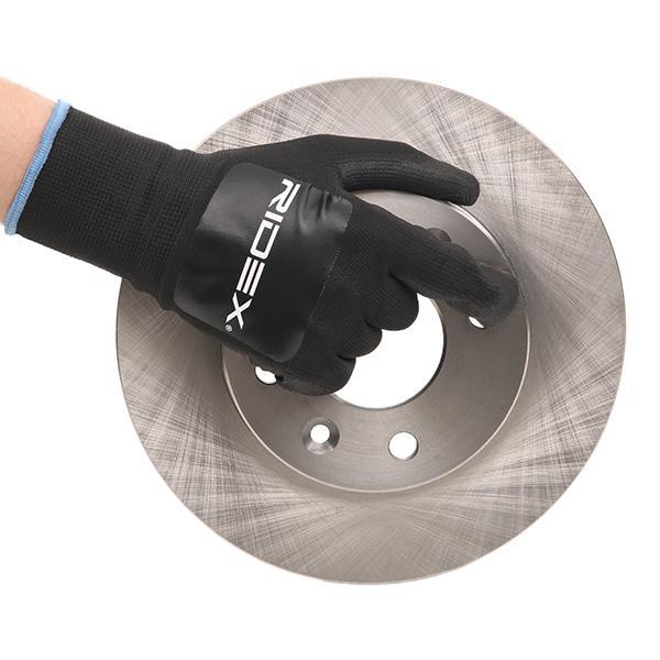 RENAULT KANGOO 2021 Bremsscheibe - Original RIDEX 82B0042 Ø: 238,0mm, Felge: 4-loch, Bremsscheibendicke: 20,0mm