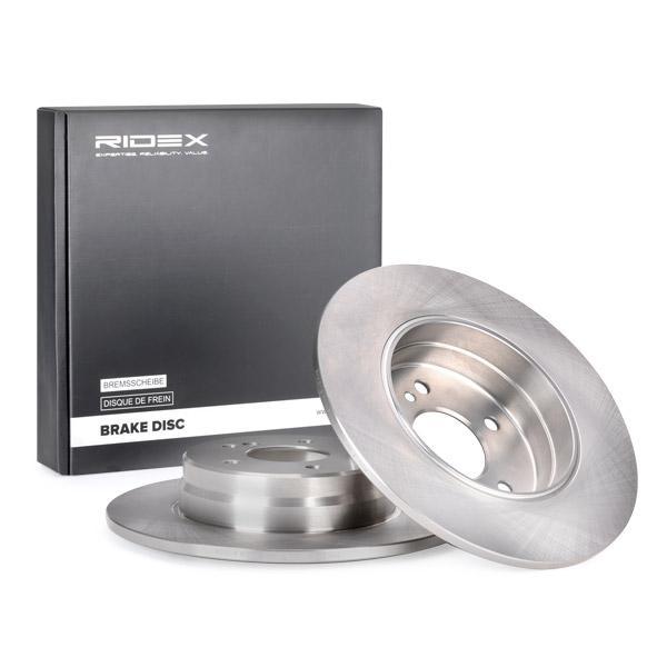 82B0388 RIDEX Bremsscheibe Bewertung