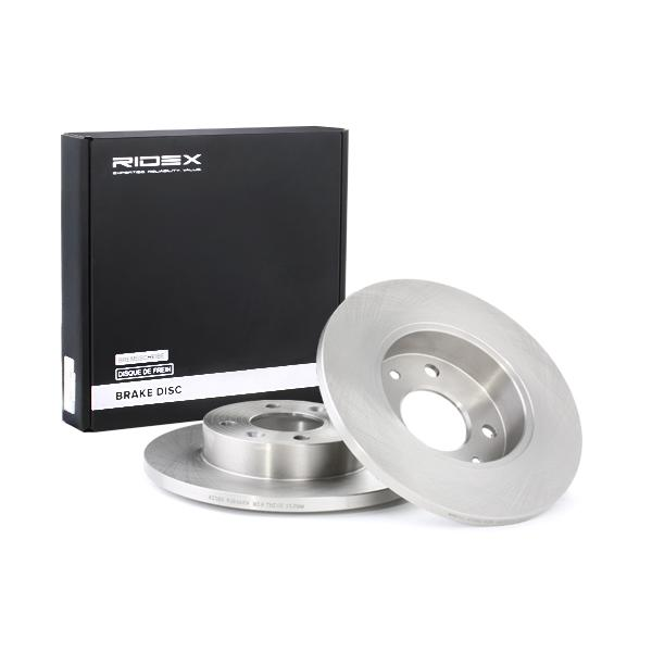 82B0659 Disques de frein RIDEX 82B0659 - Enorme sélection — fortement réduit