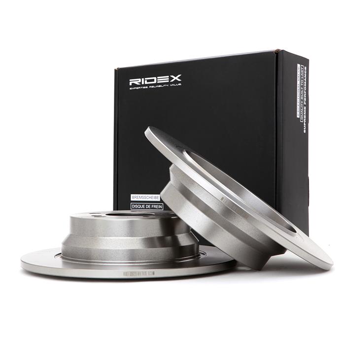 82B0228 RIDEX Bremsscheibe Bewertung