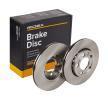 Brzdovy kotouc 82B0339 s vynikajícím poměrem mezi cenou a RIDEX kvalitou