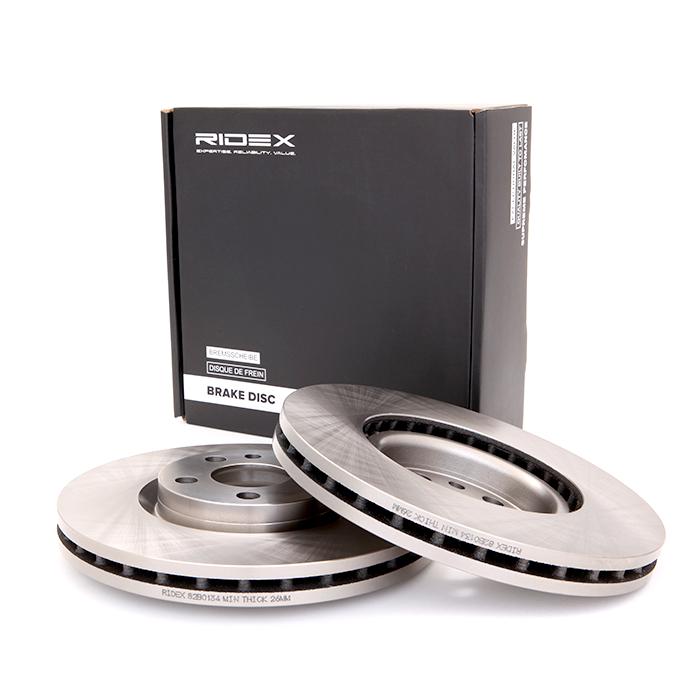 Disco de travão RIDEX 82B0134 Avaliações
