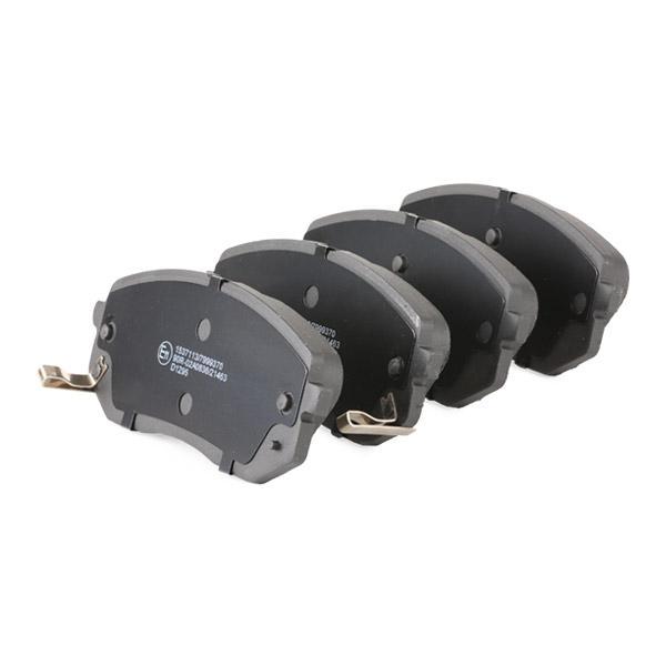 402B0039 Bremsbelagsatz RIDEX - Markenprodukte billig