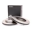 Original Комплект спирачни дискове 82B0184 Джип