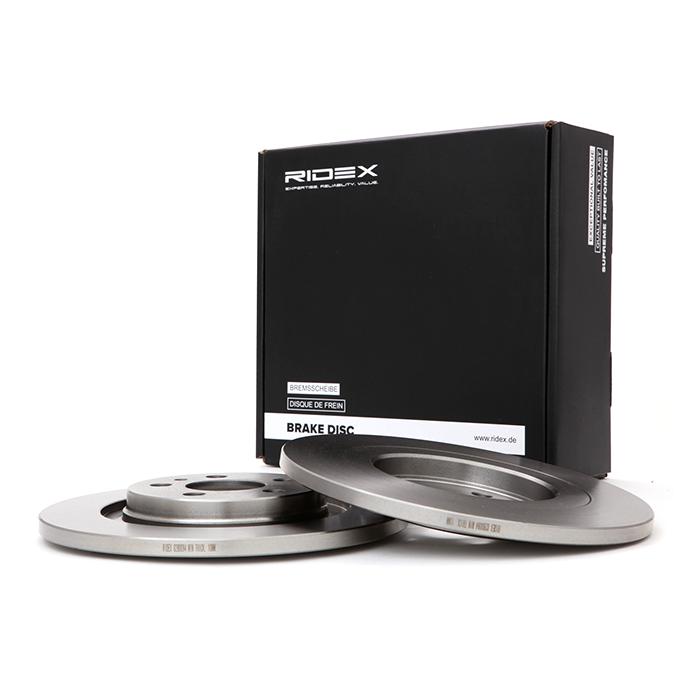 RIDEX | Disque de frein 82B0094