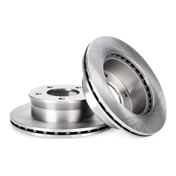 82B0234 Disque de frein RIDEX - L'expérience aux meilleurs prix