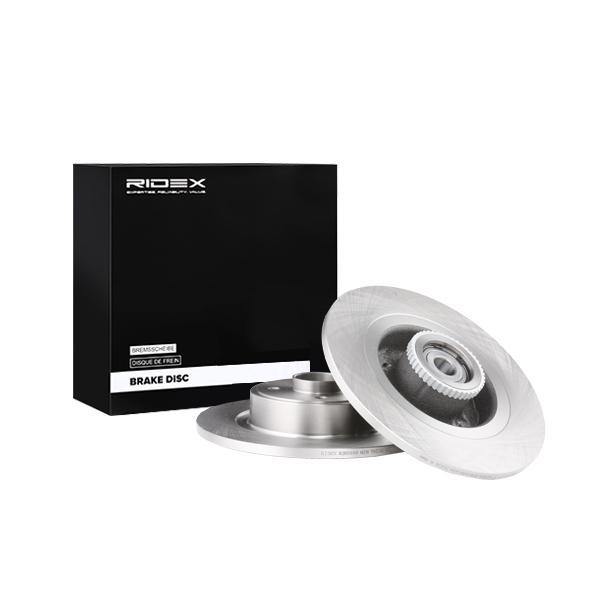 RIDEX   Disque de frein 82B0688