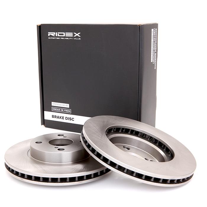 RIDEX   Disque de frein 82B0058
