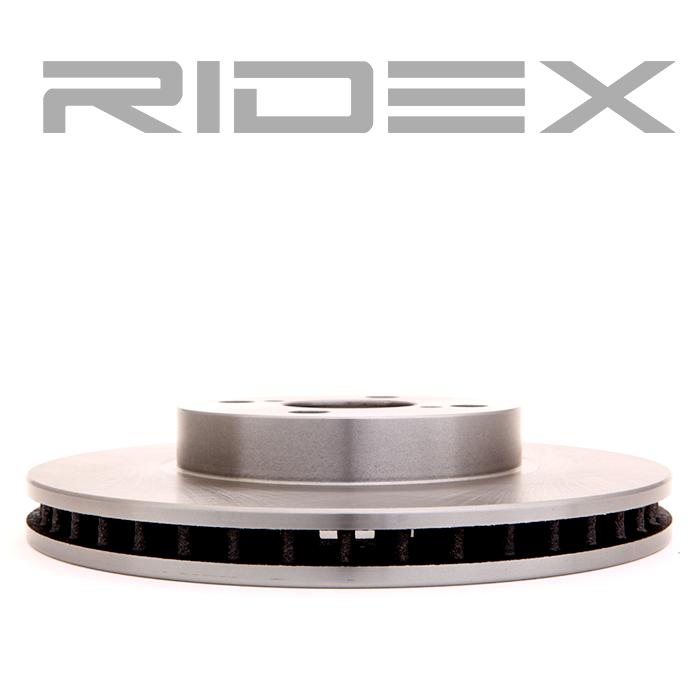 82B0058 Disque de frein RIDEX - L'expérience aux meilleurs prix
