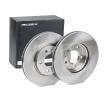 Discos de freio 82B0409 RIDEX — apenas peças novas