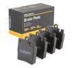 Bromsklossar 402B0120 som är helt RIDEX otroligt kostnadseffektivt