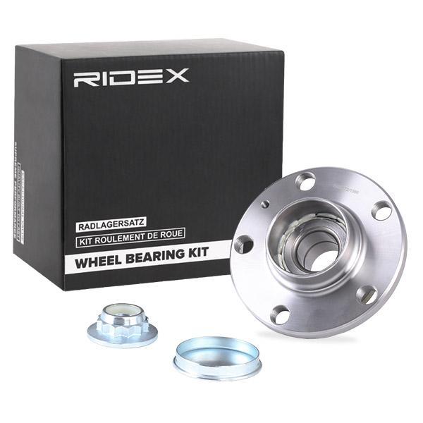 Hjullagerssats RIDEX 654W0026 Recensioner