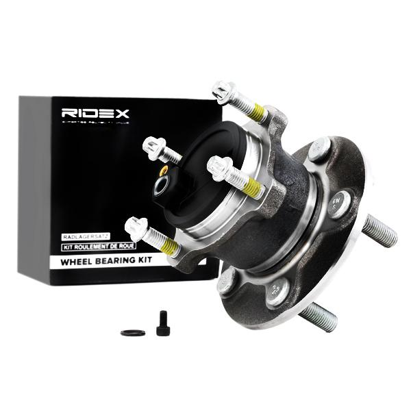 Hjullagerssats RIDEX 654W0424 Recensioner