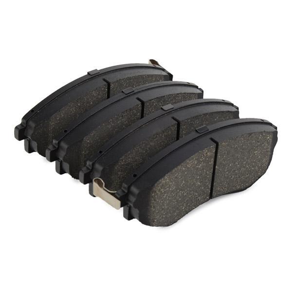 402B0048 Bremsbelagsatz RIDEX - Markenprodukte billig