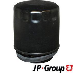 1118500609 JP GROUP Anschraubfilter, mit zwei Rücklaufsperrventilen Ø: 76mm, Höhe: 79mm Ölfilter 1118500600 günstig kaufen