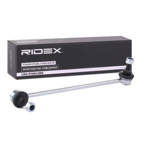 3229S0007 RIDEX framaxel vänster, framaxel höger, med verktygsgrepp L: 335mm Länk, krängningshämmare 3229S0007 köp lågt pris