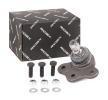 Sistema de dirección 2462S0007 con buena relación RIDEX calidad-precio