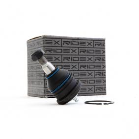 Kúpte a vymeňte Zvislý / nosný čap RIDEX 2462S0008
