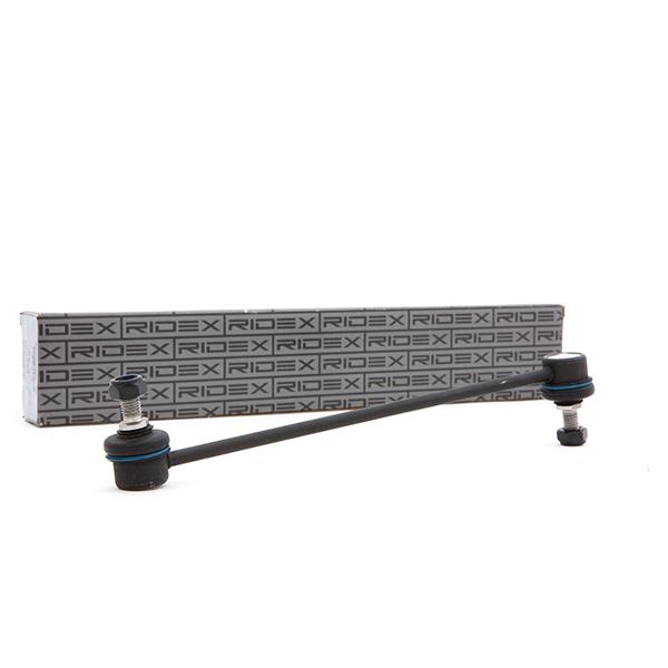 RIDEX: Original Stabilisatorstrebe 3229S0013 (Länge: 284,5mm, Gewindeart: mit Rechtsgewinde)