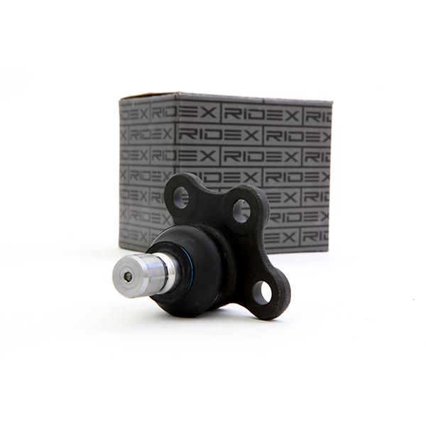 RIDEX: Original Achsgelenk 2462S0181 (Konusmaß: 18mm)