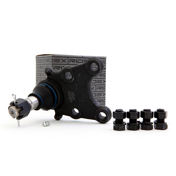 RIDEX: Original Radaufhängung & Lenker 2462S0021 (Konusmaß: 20,5mm, Gewindemaß: M16X1.5 RHT)