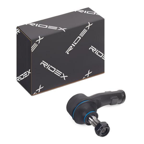 Köp RIDEX 914T0017 - Styrinrättning till Volkswagen: framaxel höger Konmått: 12,6mm, Gängmått: M12x1,5, M14 x 1,5