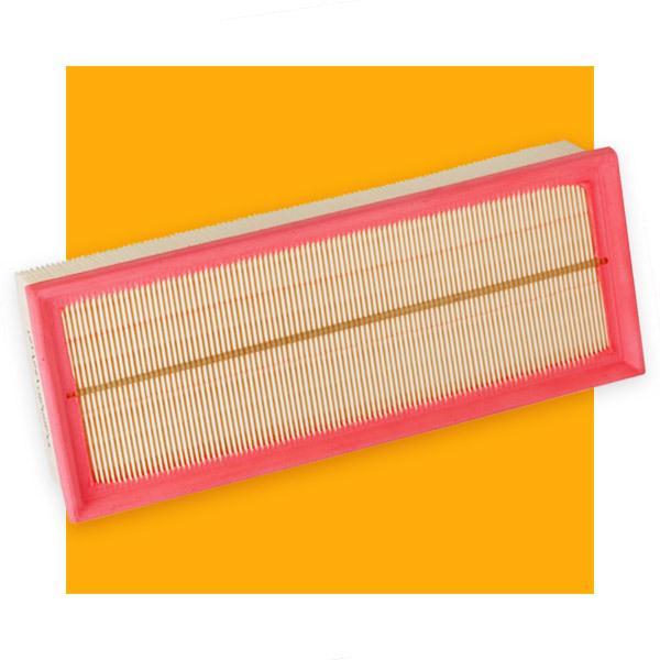 Buy original Air filter RIDEX 8A0004