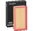 Vzduchovy filtr 8A0012 s vynikajícím poměrem mezi cenou a RIDEX kvalitou