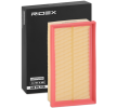 Air filter 8A0012 with an exceptional RIDEX price-performance ratio