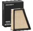 Zracni filter 8A0017 RIDEX - samo novi deli