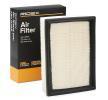 Zracni filter 8A0078 z izjemnim razmerjem med RIDEX ceno in zmogljivostjo